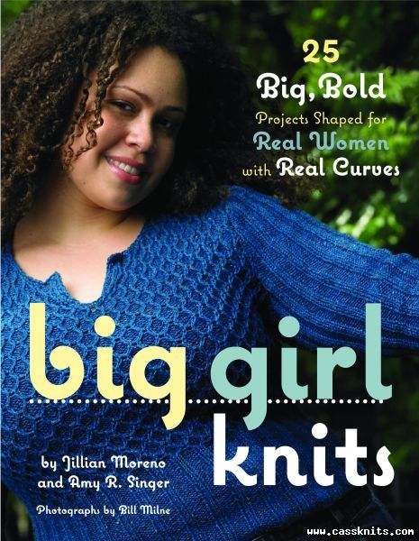 Big Girl Knits cover
