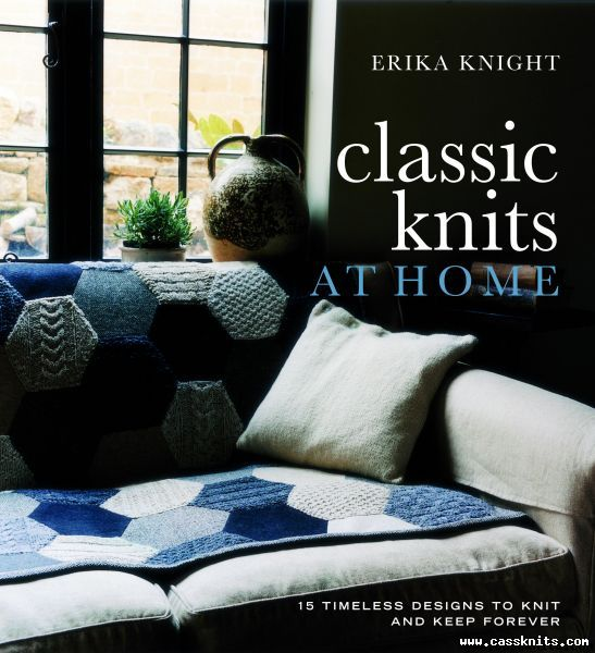 Classic Knits at Home cover