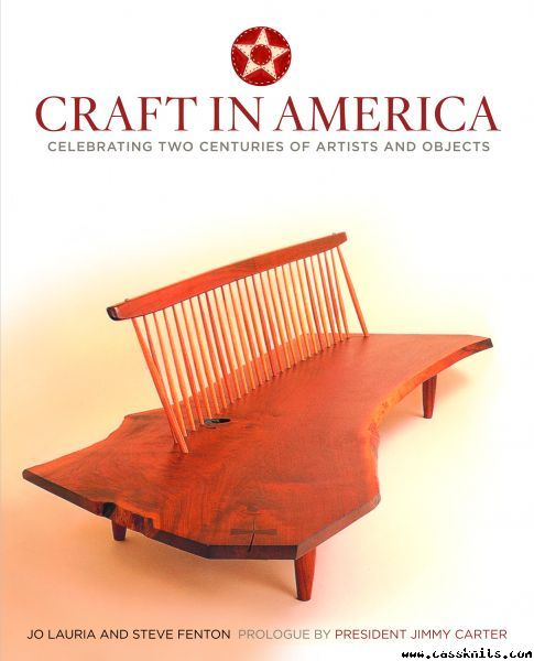 Craft in American book jacket