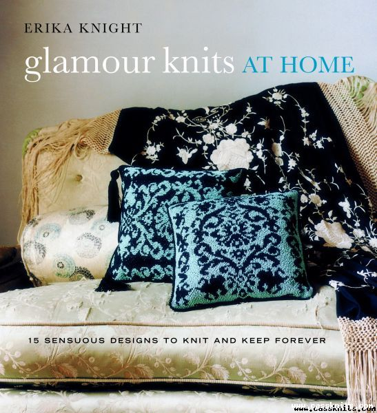 Glamour Knits at Home cover