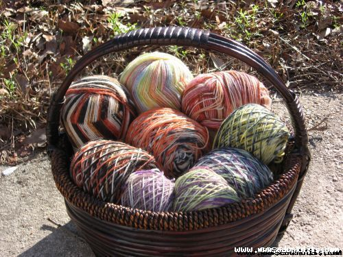 opal sock yarns