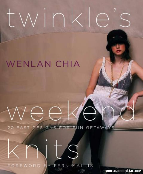 Twinkles Weekend Knits cover